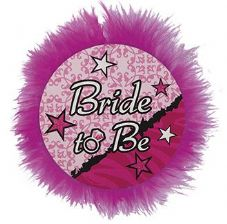 Bride To Be Hen Party Bride To Be Badge